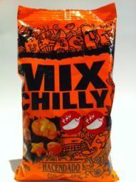 Mix Chilly Hacendado.  Para picar, pero para picar picar! muuuuuy fuerte!