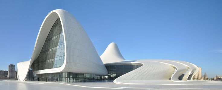 Heydar Aliyev Cultural Center Baku - Heydar Aliyev Center