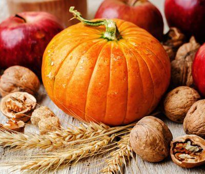 5 podzimních potravin, které by neměly chybět v kuchyni