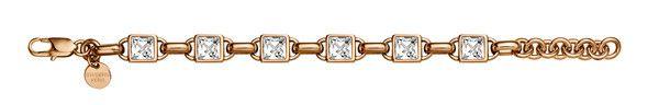 Dyrberg/Kern Elys Rose Gold Bracelet