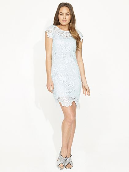 Portmans tea party lace dress