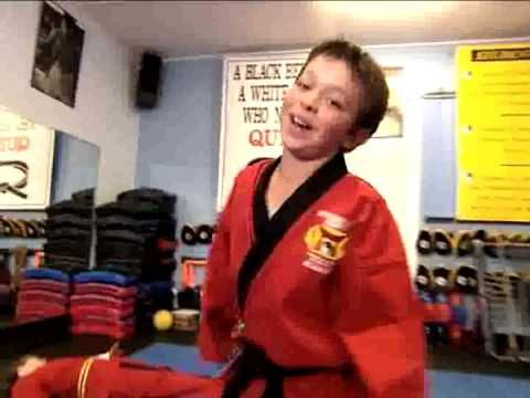 What a Life! Karate from Disney Channel in Australia