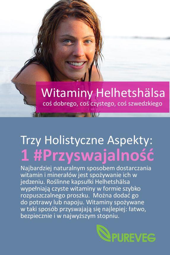 Witaminy Helhetshälsa na www.pureveg.pl i 3 holistyczne aspekty: Przyswajalność, Czystość, Naturalność    #cosdobrego #cosczystego #cosszwedzkiego     #helhetshalsa #pureveg #weganskiewitaminy #weganskiesuplementy #weganskab12 #weganskad3 #weganskawitaminadladziec#weganskikompleksantyoksydantow #antyoksydanty #weganskaomega #dunderdladzieci #weganskawitaminae #trudnanazwa #łatwywybor #szwedzkiewitaminy