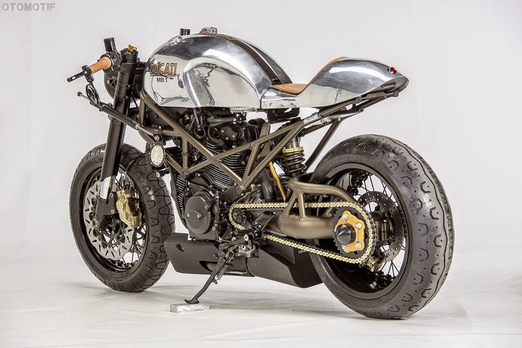 Ducati Monster 1000 Cafe Racer project - OTOMOTIF-