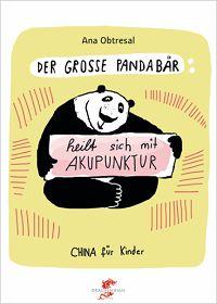 China, das Land der Mitte – der große Pandabär gibt uns einen Einblick über die chinesische Kultur. Bilderbuch Rezension von @juliliest