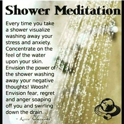 544 best inspirational images on pinterest inspiration for Spiritual shower