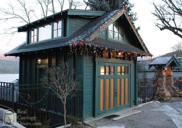 Small Carriage Style House Tiny House Living Tiny House