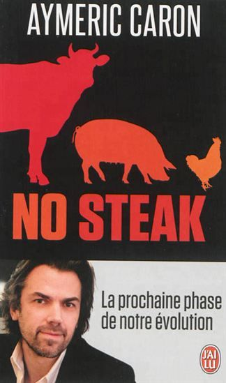 No steak - AYMERIC CARON