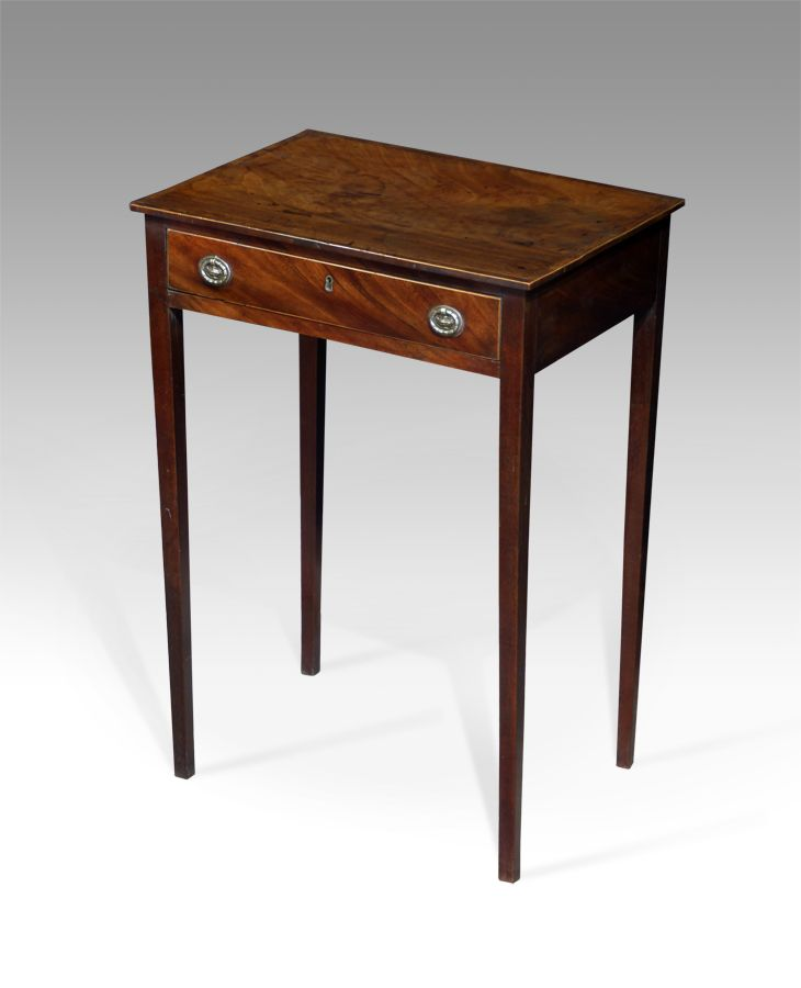 Mahogany side tables living room Antique side tables for living room