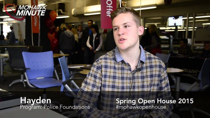 The #mohawkopenhouse Fennell Campus Open House Video. Does college have an advantage over university?