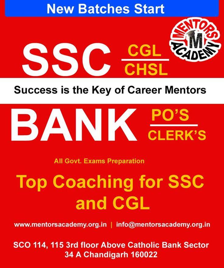 SSC Coaching in Chandigarh Coaching, Chandigarh