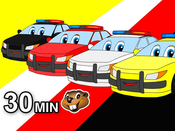 """Counting Police Cars"" & More 