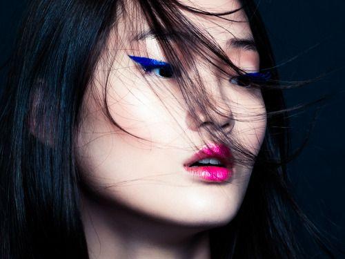 thebeautymodel:  Shin Hyun Ji by Alexandra Utzmann for Dior Christmas 2014