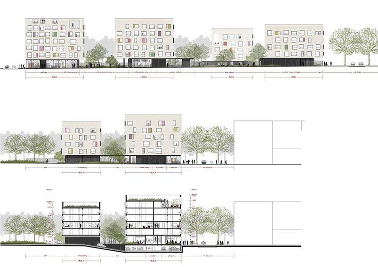 Résidence étudiante | Suzel Brout | Agence d'architecture