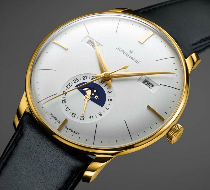 Junghans Meister Kalendar Watch must have by December 2014