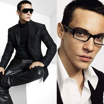 Jonathan Rhys Meyers -- just for you @Christie Moffatt Lewis :)