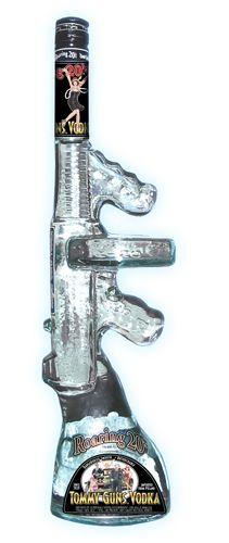tommy gun vodka price | Roaring 20's Tommy Guns Untouchable Vodka