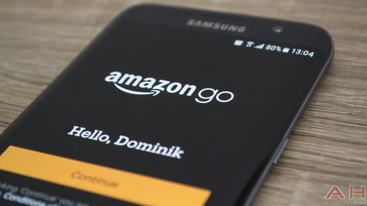 Amazon Go Android App Claims Checkout-Free Shopping Is Here #Android #Google #news