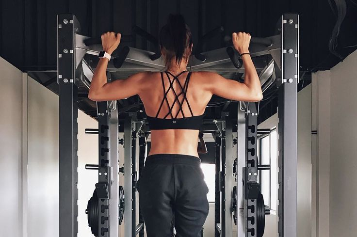 Kayla Itsines shares her favourite back exercises that you can do at home or in the gym to strengthen your upper body (for that backless dress occasion).
