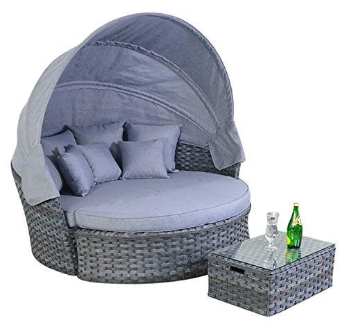 Port Royal Large Rattan Garden Furniture Daybed Sun Lounger https://www.uk-rattanfurniture.com/product/all-weather-rattan-and-aluminium-apple-bar-set/