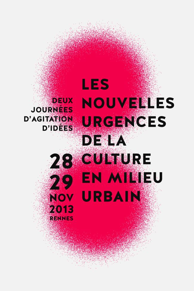 Les nouvelles urgences de la culture... —  Vincent Menu
