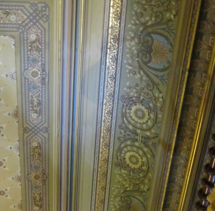 Lyon & Cottier ceiling Adelaide