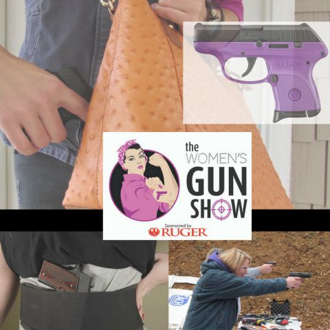 The Women's Gun Show - Episode 20 - Most Popular Concealed Carry Guns for Her w/guest @stacybright @wom