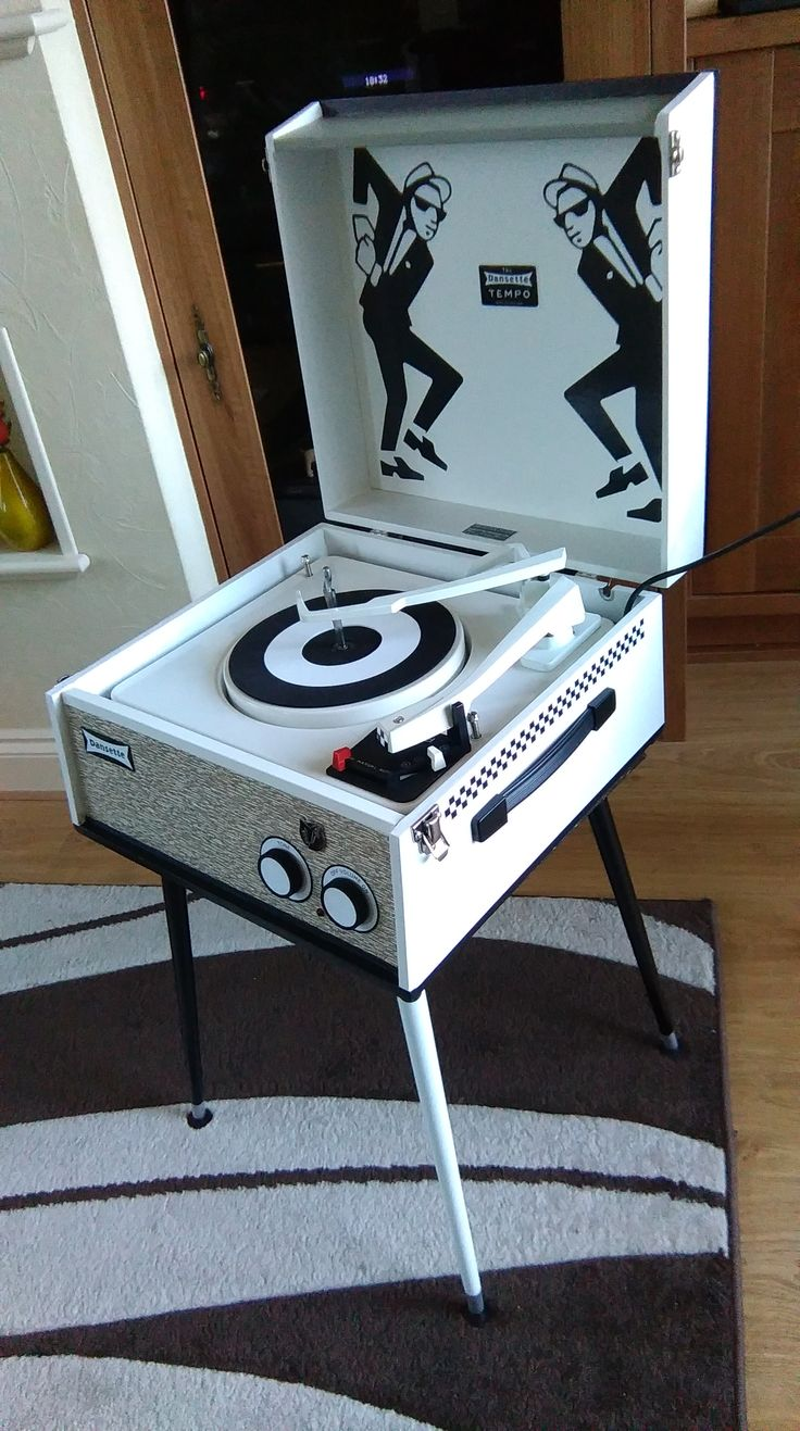 The Specials record player #ska