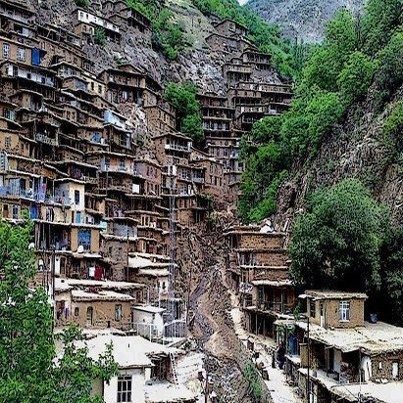 Iran, Kordestan