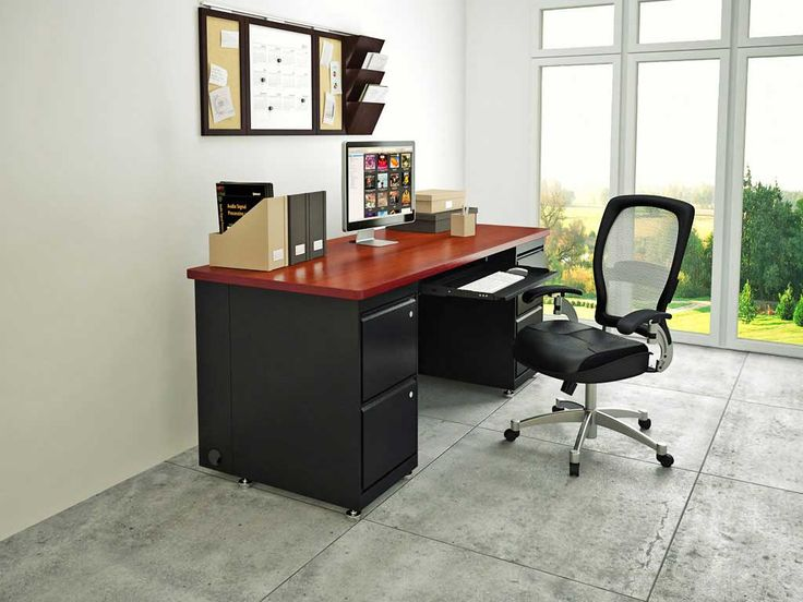 furniture design wood office desk and office workstations on pinterest black office desks