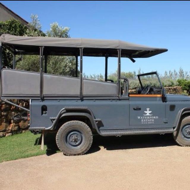 A 4w drive wine safari @ Waterford Estate Stellenbosch. Heel leuk om te doen een aanrader!