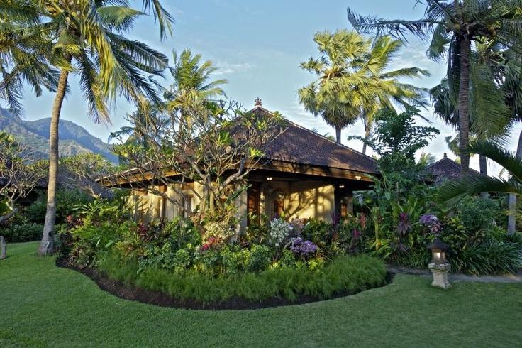 """Das """"Matahari Beach Resort & Spa"""" ist der perfekte Ort für Erholungssuchende auf Bali."""