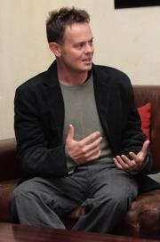MeetJohn van de Ruit, best-selling author of Spud.