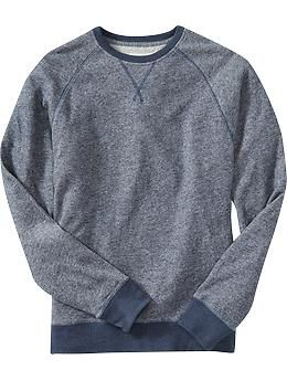 Men's Crew-Neck Sweatshirts | Old Navy