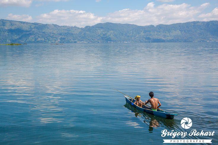 Sumatra : Chez les Batak du lac Toba