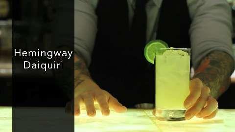 Hemingway Daiquiri Allrecipes.com | Drinks | Pinterest