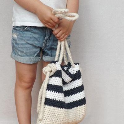 Bryce Crochet Bag crochet pattern - Allcrochetpatterns.net - pattern for sale