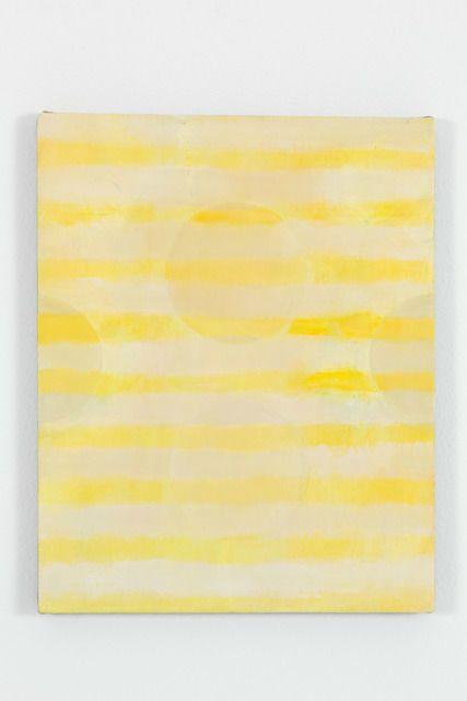 Nathlie Provosty | Time Dial I (Striped) (2014), Available for Sale | Artsy