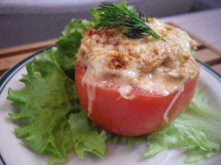 Die besten 25+ Tuna stuffed tomatoes Ideen auf Pinterest - leichte mediterrane k che rezepte