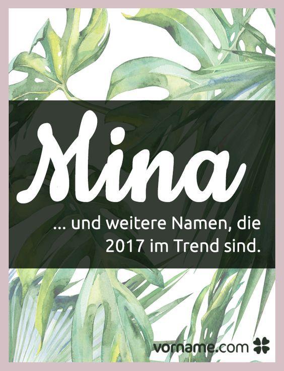 Welche Namen sind im Jahr 2017 beliebt? Hier findest Du die Spitzenreiter des Jahres.