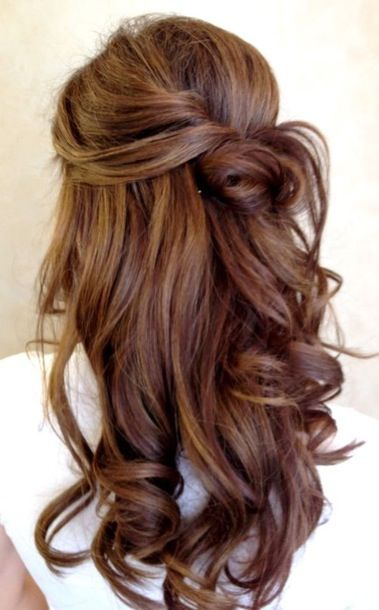 Lovely long style