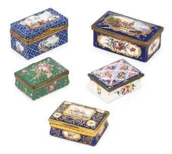 36 best images about snuff boxes on pinterest oriental for Decor containers coles