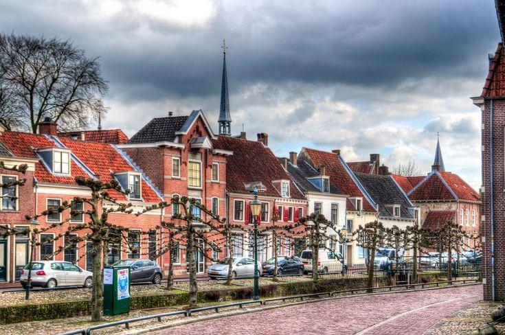 Historical Amersfoort XXIII by Watze D. de Haan
