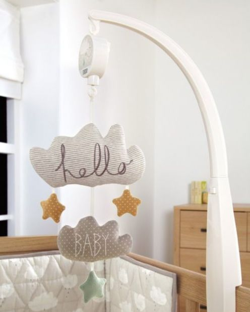 Mamas and Papas Cot Mobile - Sweet Dreams £29