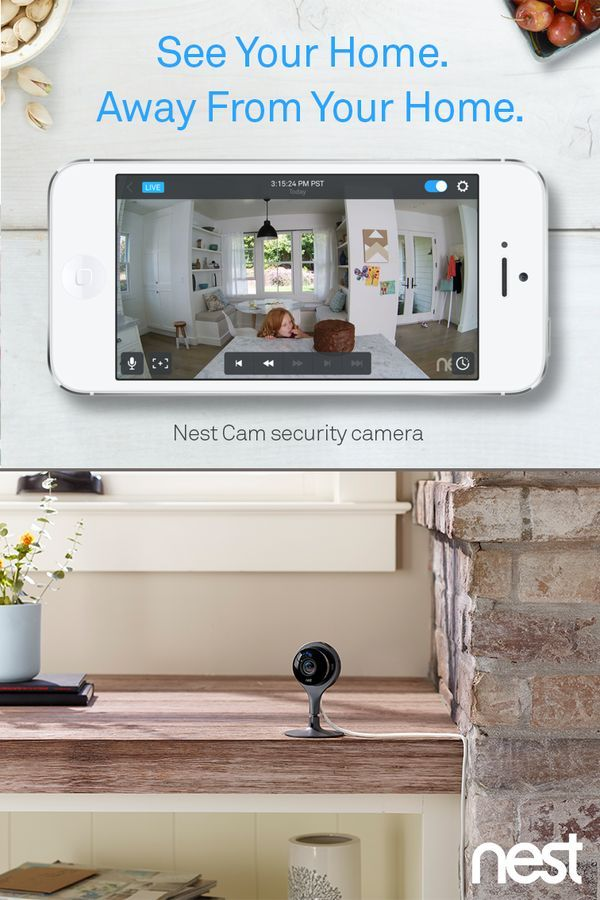 See your home, away from home with the Nest Cam security camera.​ ​24/7 live streaming​. Night Vision​. Activity Alerts. And more. Keep an eye on what matters most with the Nest Cam security camera.