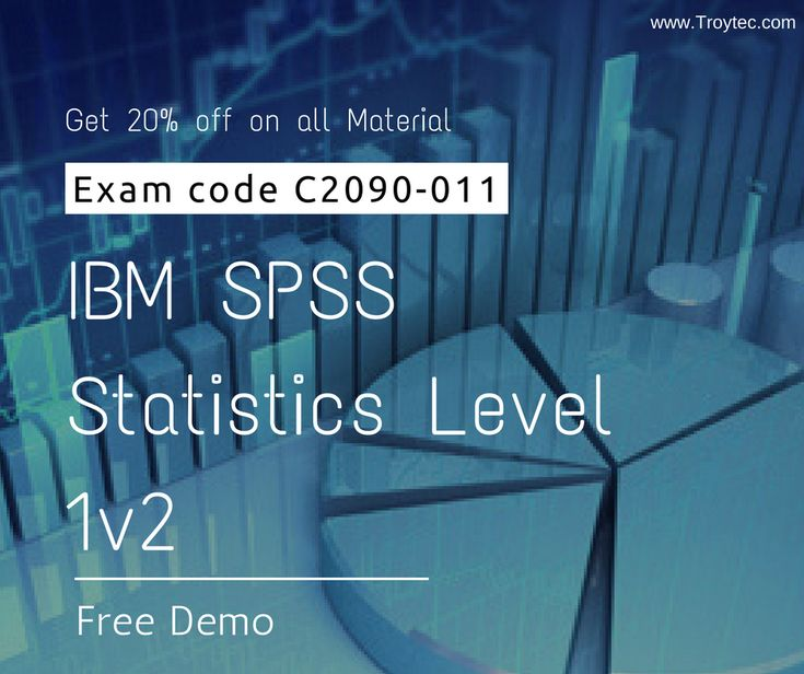 Learning material available for C2090-011 Exam-IBM SPSS Statistics Level 1 v2 visit@ https://www.troytec.com/C2090-011-exams.html  #ibm #SPSS #Statistics #C2090_011 #Studydumps