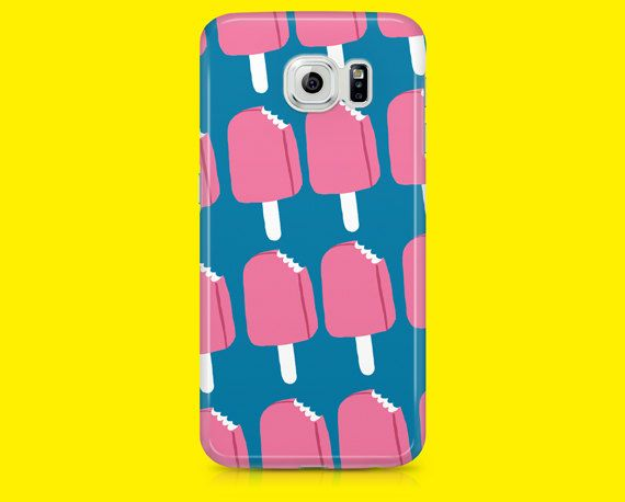 Ice Cream Samsung Galaxy S6 case Samsung Galaxy by ElectricMelonUK