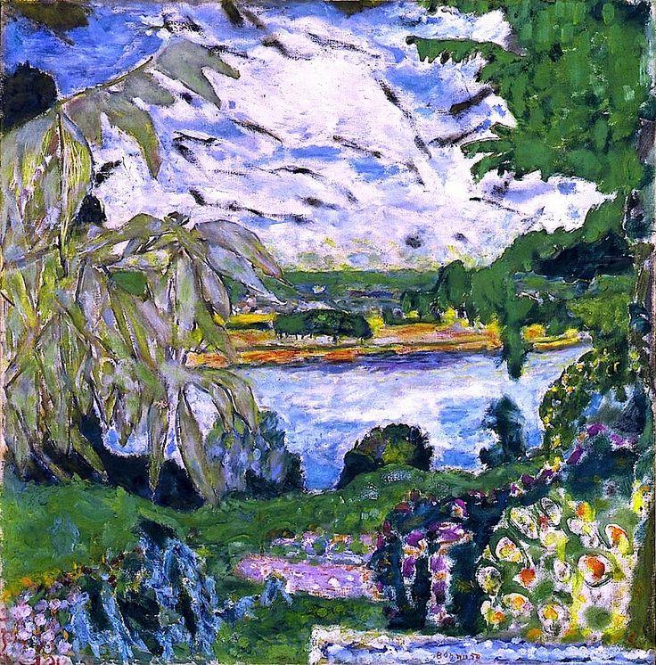 bofransson: Pierre Bonnard, Landscape                                                                                                                                                                                 Plus