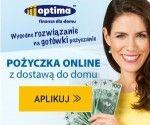Firma Optima pożyczki należy do grupy finansowej Dollar Financial Group i w Polsce udziela prostych i szybkich pożyczek gotówkowych. Pożyczka Optima jest dostępna w wysokości od 200 do 10 000 zł, nawet dla osób zadłużonych i figurujących w BIK. Z oferty można skorzystać z minimum