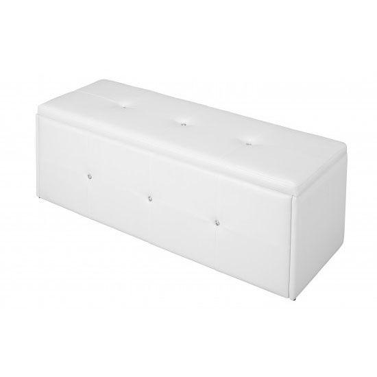 25 Best Ideas about White Storage Ottoman on Pinterest